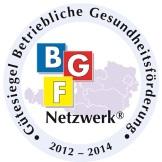 2012-2014 BGF-Gütesiegel klein