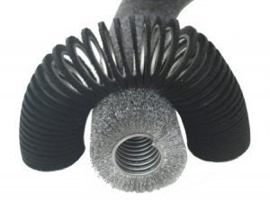 TIB Streifenbürste in Spiralform